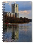 Colorado River Recreation Spiral Notebook