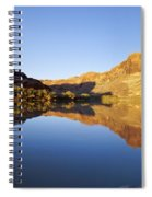 Colorado River Reflection Spiral Notebook