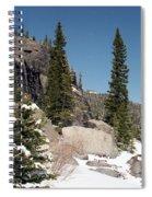 Colorado - Rocky Mountain National Park 01 Spiral Notebook