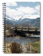Colorado - Rocky Mountain National Park 03 Spiral Notebook