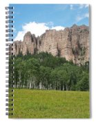 Colorado Side Of The Four Corners Area Spiral Notebook