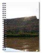 Colorado Sparkle Spiral Notebook