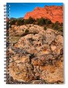 Colorado Springs Icon Spiral Notebook