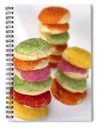 Sugar Cookies  Spiral Notebook