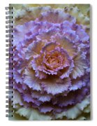 Colorful Cabbage Spiral Notebook