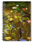 Colorful Carmel Spiral Notebook