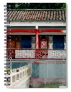 Colorful China Spiral Notebook
