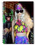 Colorful Cutie Spiral Notebook