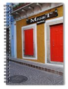 Colorful Doors Guanajuato Mexico Spiral Notebook