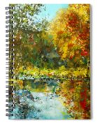 Colorful Dreams Spiral Notebook