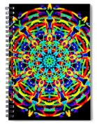 Colorful Kolide  Spiral Notebook