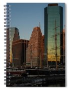 Colorful New York  Spiral Notebook