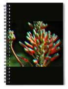 Colorful Plant Spiral Notebook