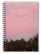 Colorful Sky Number 2 Spiral Notebook