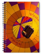 Colorful Underbelly Spiral Notebook