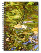 Colors Collide Spiral Notebook