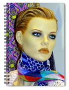 Colors Of Beauty Spiral Notebook
