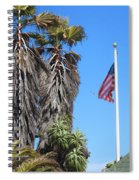 Colors Of California Spiral Notebook