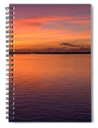 Colors Of Carolina Spiral Notebook