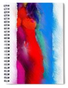 Colors Of Erotic 2 Spiral Notebook