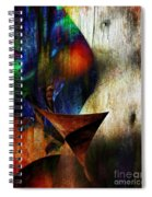 Colors Of Eve Spiral Notebook