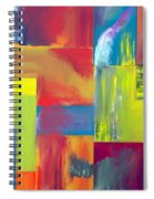 Colors Of Mother Earth Spiral Notebook