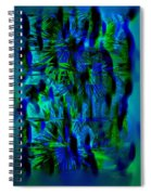 Colors Of The Night Spiral Notebook