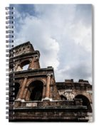 Colosseum  Rome, Italy Spiral Notebook