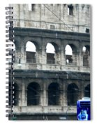 Colosseum Two Spiral Notebook