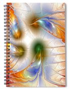 Colourful Emotions Spiral Notebook