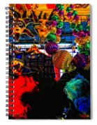 Colours De Nola 2 Spiral Notebook