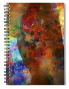 Colours Of Eve Spiral Notebook