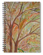 Colours Of Season Spiral Notebook