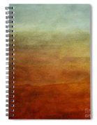 Colours Of The Fall Spiral Notebook