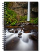 Columbia Gorge Richness Spiral Notebook