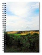 Columbia National Widlife Refuge Spiral Notebook