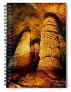 Dome And  Column Spiral Notebook
