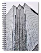 Comcast Center Corner -  Philadelphia  Spiral Notebook