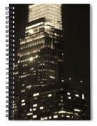 Comcast Center Spiral Notebook