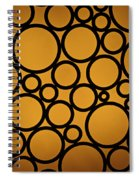 Come Full Circle Spiral Notebook