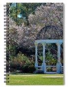 Come Into The Garden Spiral Notebook