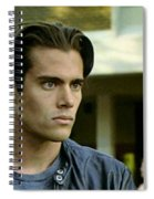 Come On Bobby Spiral Notebook
