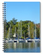 Come Sail Away Spiral Notebook