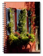 Come To My Window Spiral Notebook