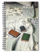 Comfy Reading Time Spiral Notebook