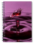 Coming Alive Spiral Notebook