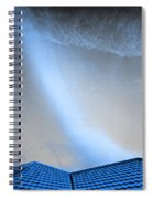 Coming Down To Earth  Spiral Notebook