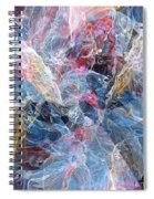 Coming Forth Spiral Notebook