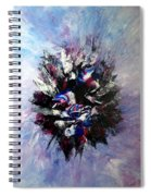 Coming From The Other Side Of Life Spiral Notebook