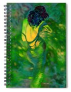 Coming Home After The Party Spiral Notebook